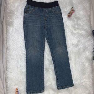 Gymboree adjustable jeans